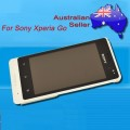 Sony Xperia Go ST27 LCD and Touch Screen Assembly [White]